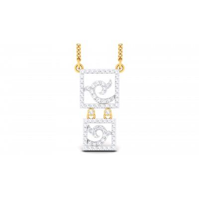 Sunami Diamond Pendant