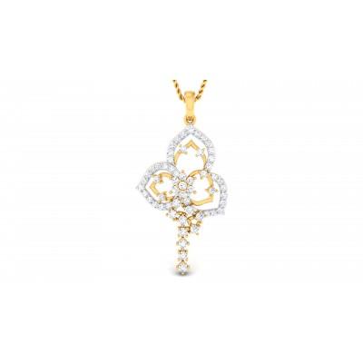 Sabah Diamond Pendant