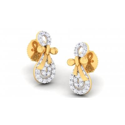Saara Diamond Earring