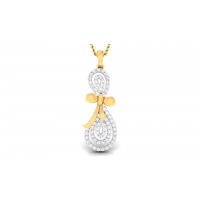 Saara Diamond Pendant