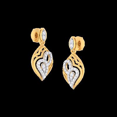 Sabela Diamond Earring