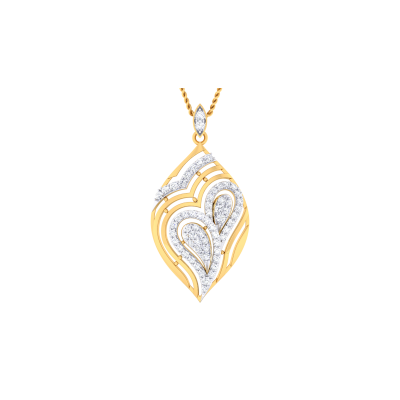 Sabela Diamond Pendant