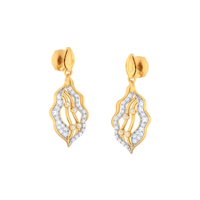 Sabiny Diamond Earring