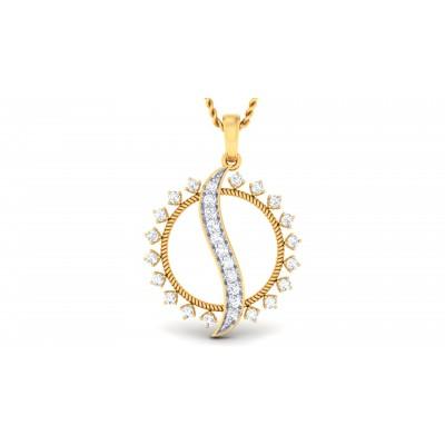 Sabrinas Diamond Pendant
