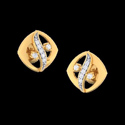 Ladawn Diamond Earring