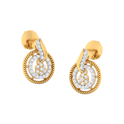 Ladonna Diamond Earring