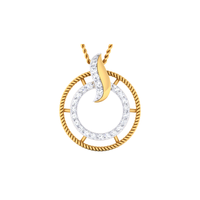 Ladonna Diamond Pendant