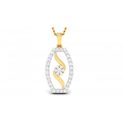 Laerke Diamond Pendant