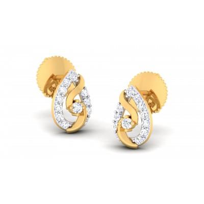 Lahoma Diamond Earring