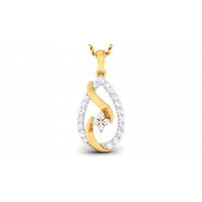Lahoma Diamond Pendant