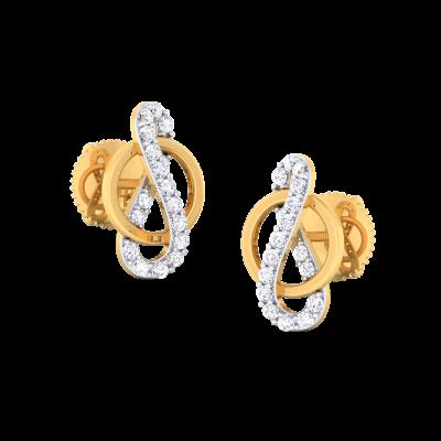 Laguna Diamond Earring