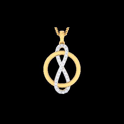 Laguna Diamond Pendant
