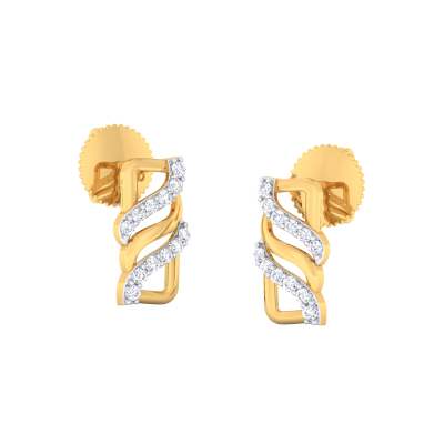 Laiba Diamond Earring