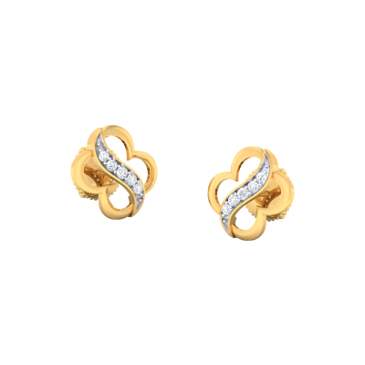 Laidey Diamond Earring