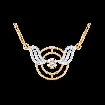 Laiticia Diamond Pendant