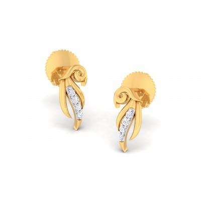 Lainie Diamond Earring