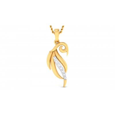 Lainie Diamond Pendant