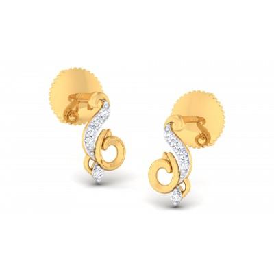 Laksme Diamond Earring