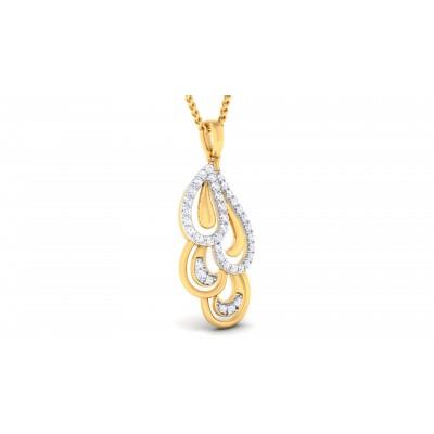 Lalage Diamond pendant