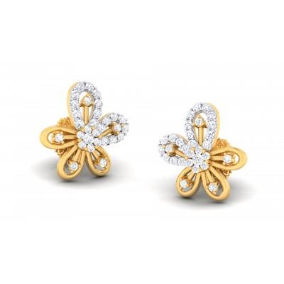 Lakotah Diamond Earring
