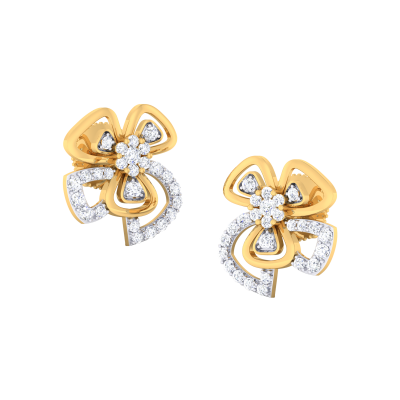 Lamia Diamond Earring