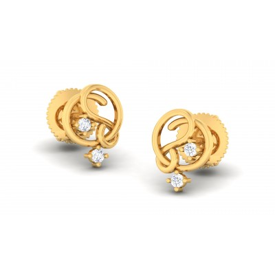Lanah Diamond Earring