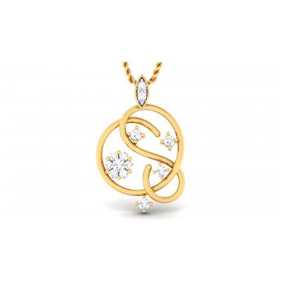 Lanah Diamond Pendant