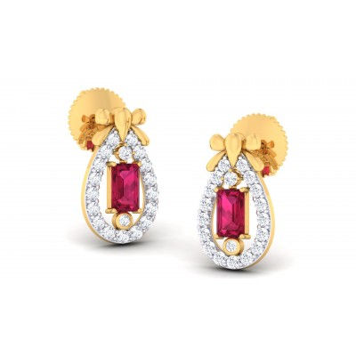 Aluna Diamond Earring