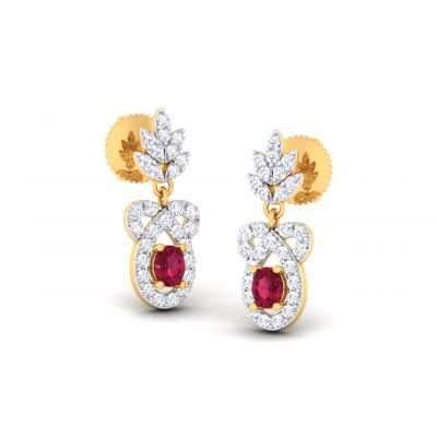 Akosua Diamond Earring