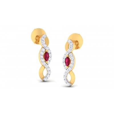 Akinyi Diamond Earring
