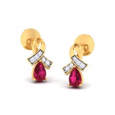 Akeyo Diamond Earring