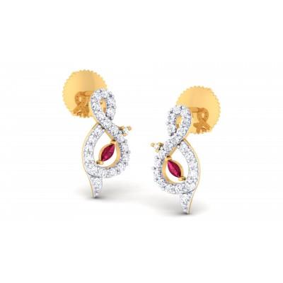 Aiysha Diamond Earring