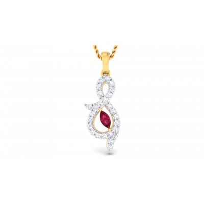 Aiysha Diamond Pendant
