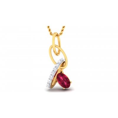 Ahnika Diamond Pendant