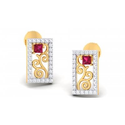 Ahanti Diamond Earring