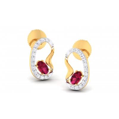Adwin Diamond Earring