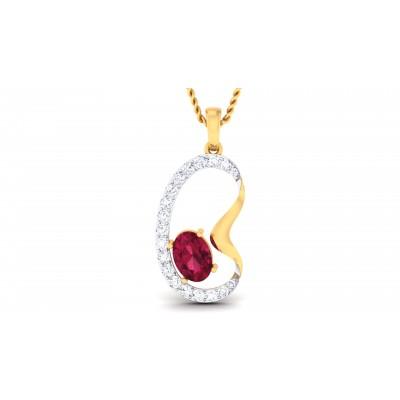 Adwin Diamond Pendant