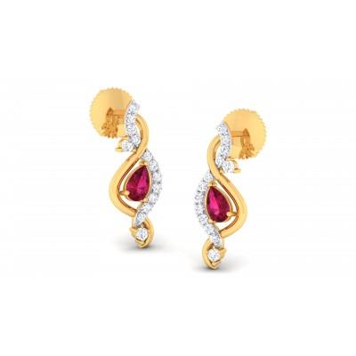 Abiona Diamond Earring