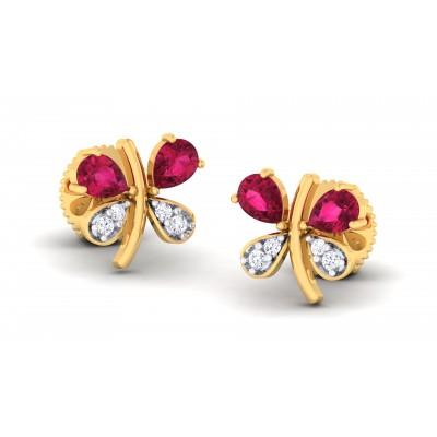 Ashaki Diamond Earring