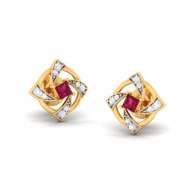 Babetta Diamond Earring