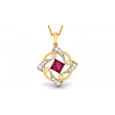 Babetta Diamond Pendant