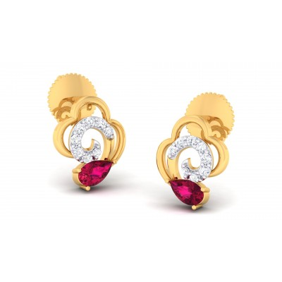 Jafari Diamond Earring