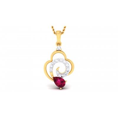 Jafari Diamond Pendant