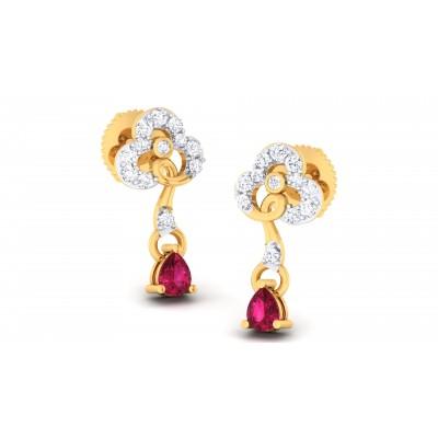 Kwame Diamond Earring