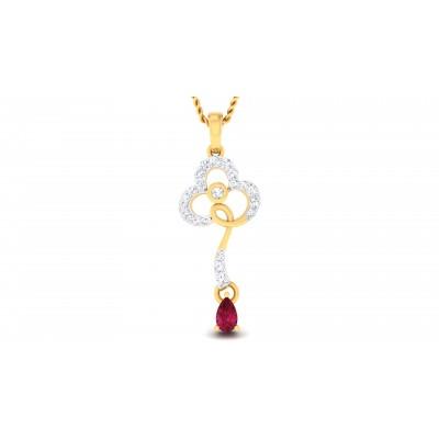 Kwame Diamond Pendant