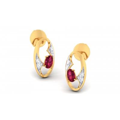 Daliah Diamond Earring