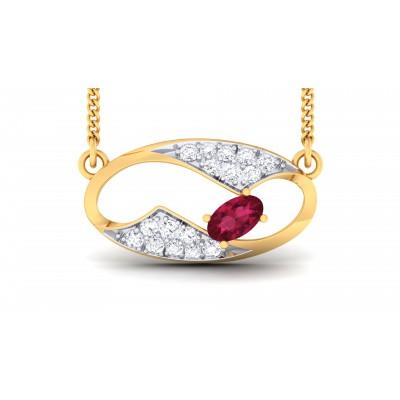 Daliah Diamond Pendant