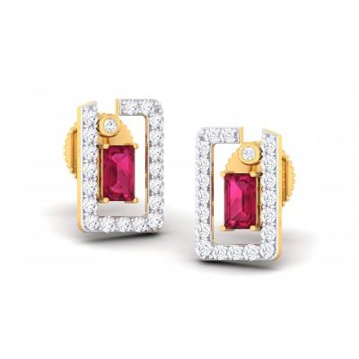 Feechi Diamond Earring