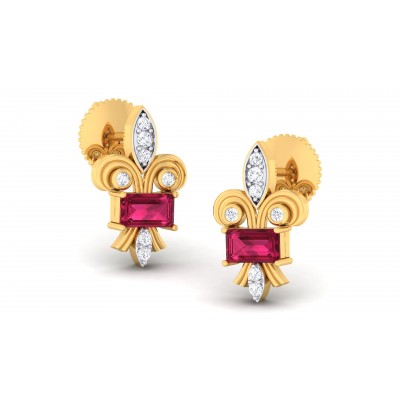 Isabis Diamond Earring