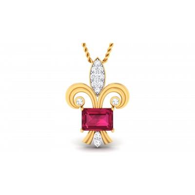 Isabis Diamond Pendant